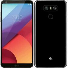 "LG G6 H870DS 64gb 5.7"" QHD Black International Version Factory Unlocked"