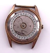 TECHNOS hand manual winding cuerda vintage watch no funciona reloj 33,5 mm 3WC