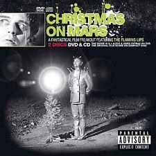 The Flaming Lips - Christmas On Mars (Audio CD/DVD 2008) [Explicit Lyrics] NEW