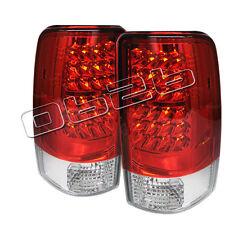 Chevy Suburban Tahoe 1500/2500 GMC Yukon XL 00-06 GMC Yukon Denali XL LED Red
