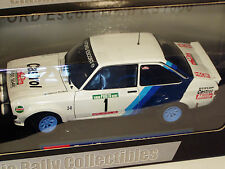 1/18 Ford Escort Mk2 RS1800 Winner Rallye PORTUGAL 1979 Hannu Mikkola