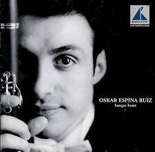 BASQUE HEART : OSKAR ESPINA RUIZ (CLARINETTE) - GURIDI ARRIAGA SARASATE RAVEL ..