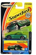 2004 Matchbox Superfast #35 TVR Tuscan S