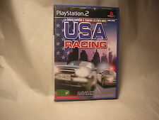 Playstation 2 USA RACING     PS2