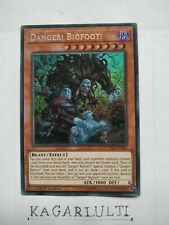 Carte yu-gi-oh ! Yu-Gi-Oh! Danger ! Bigfoot ! CYHO-EN082 1st VF/Secret ANGLAIS