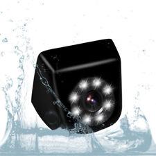 1Pc Black 8LED Car 170° Reverse View Backup Camera For Toyota Honda Mazda