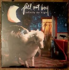 Fall Out Boy - Infinity On High LP [Vinyl New] 180gm Double LP Gatefold
