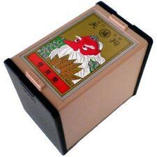 Nintendo - Japanese Playing Cards Game Set Hanafuda Marufuku TENGU Black