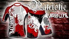 HighType Polska Patriotic Rash Guard MMA BJJ Fightwear Hightype Compression