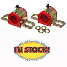 Energy Suspension 9.5161G 1 Greasable Sway Bar Set