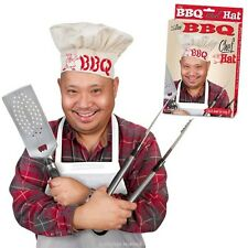 The Official BBQ Barbeque Chef Hat!