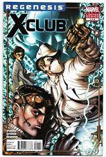 X-Club #1 Marvel Comics 2012 VF