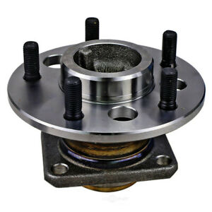 Wheel Bearing and Hub Assembly-w/o ABS Rear CRS Automotive Parts NT512245