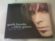 GARTH BROOKS AS CHRIS GAINES - LOST IN YOU - PROMO CD SINGLE