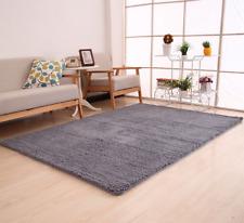 Home Soft Microfiber Shaggy Non Slip Absorbent Bath Mat Bathroom Rugs Carpet US