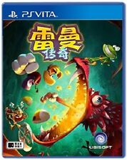 MSRNY PSVita Rayman Legends China version Simplified Chinese subtitle & voice