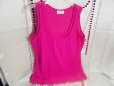 LADIES TOP IN FUCHSIA - SIZE MED