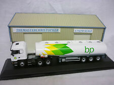 Oxford Diecast/Modern 1:76th Truck Scania Tanker BP 76SHL01TK