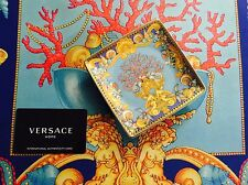 VERSACE SET 1 LA MER PLATE + 1 MATCHING PLACEMAT for DINNER TABLE decor