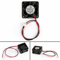 DC Brushless Cooling PC Computer Fan 12V 4020s 40x40x20mm 0.13A 2 Pin Wire B4