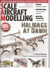 Scale Aircraft Modelling Magazine - August 2012