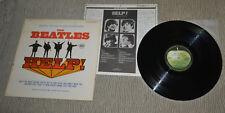 Beatles Help! LP Japan gatefold insert EAS-80567 Apple Toshiba EMI 1976 ex vinyl