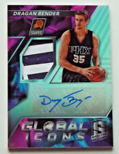 Dragan Bender 2016-17 Spectra Nebula Prizm Rookie PATCH Auto One of One 1/1