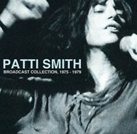 Patti Smith - Broadcast Collection, 1975 - 1979 11cd Neue CD Box Set