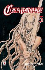 CLAYMORE da 1 a 27 [di 27] completa ed. star comics manga