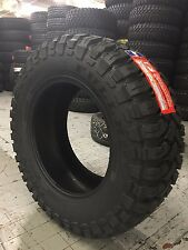 (1) New 35 12.50 17 Fullrun M/T 35 12.50-17  10Ply Mud Tires 35x12.50-17