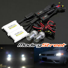 H10/9140/9145 4300K STOCK WHITE CANBUS BALLAST XENON HID FOG DRIVING LIGHTS KIT