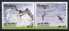Aitutaki Cook Islands 2018 MNH Birds Birdpex 2v Set Petrels Bird Stamps