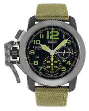 Graham Chronofighter Oversize Chronograph Men's Watch 2CCAU.G01A F