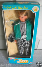 #5267 Nrfb Vintage Mattel Ma Ba Toys of Japan Fantasy Barbie Ken Doll