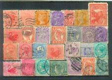 Lot Briefmarken aus Alt-Australien