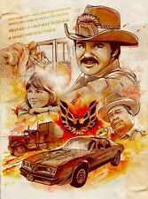 Smokey & The Bandit Iron On Transfer For T-Shirt & Other Light Color Fabrics #1