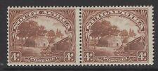 SOUTH AFRICA SG35b 1928 4d BROWN MTD MINT