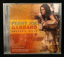 Cherokee Hills CD by Perry Joe Gabbard