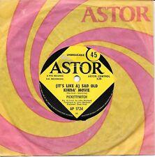 "PICKETTYWITCH - (IT'S LIKE A) SAD OLD KINDA' MOVIE - 7"" 45 VINYL RECORD - 1970"
