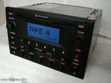 02 03 04 05 VW Volkswagen Jetta Golf Passat Radio Stereo CD Tape Player Monsoon