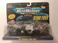 Micro Machines Space The Original Star Trek 1995