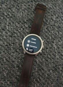 fossil q explorist series 3 watch