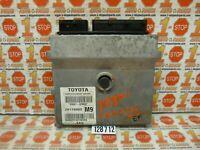09 10 2009 2010 TOYOTA COROLLA ENGINE COMPUTER MODULE ECU ECM 89661-02M92 OEM