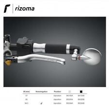 Rizoma Spy-R SPORT Specchietto bipos Specchio retrovisore universale 57mm nero