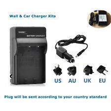 Battery Charger For CASIO NP40 NP-40 EX-Z1200BK Exilim Z1200SR Z200 Z55 Z57 Z600