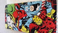 "Marvel superheroes boy towel in cotton 28"" 51"""