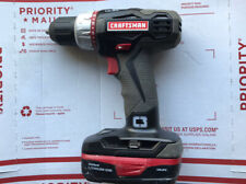 "CRAFTSMAN C3 19.2V 1/2""Drill/Driver 5275.1  And Battery"