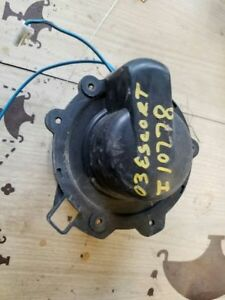 97 98 99 00 01 02 03 ESCORT BLOWER MOTOR W/AC INTEGRAL 117987