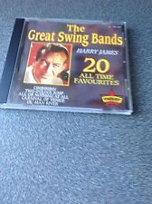 The Great Swing Bands Harry James 20 All Time Favourites