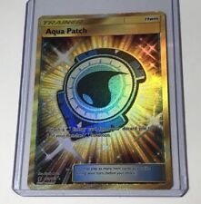 Pokemon Aqua Patch Guardians Rising 161/145 Full Art Holo Secret Rare Mint